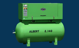 Винтовой компрессор E 140