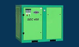 Винтовой компрессор SEC 450
